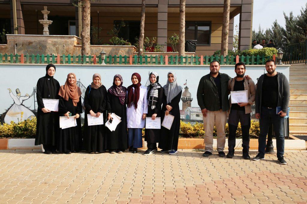 Reyhanlı eğitim köyü Gönüllü eğitimi